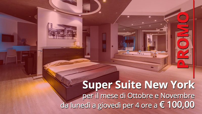 Motel Soigne promo Super Suite New York