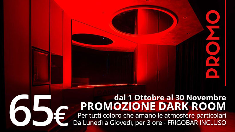Motel Soigne Promo Dark Room